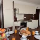 Küche Haus Rügen