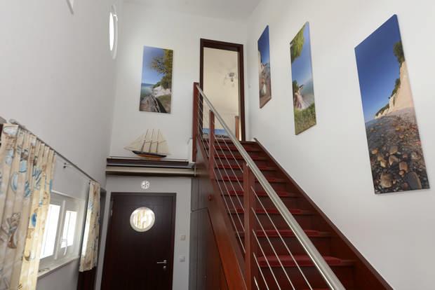 Diele Haus Rügen