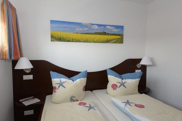 Schlafzimmer Haus Rügen