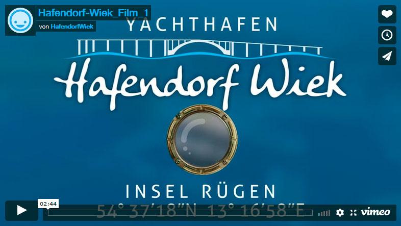 Das Hafendorf Wiek - Der Film